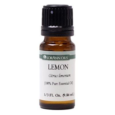 Lemon Oil, Natural