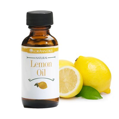 Lemon Oil, Natural 1  oz.