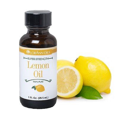 Lemon Oil, Natural 1 oz.