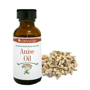 Anise Oil, Natural 1  oz.