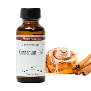 Cinnamon Roll Flavor