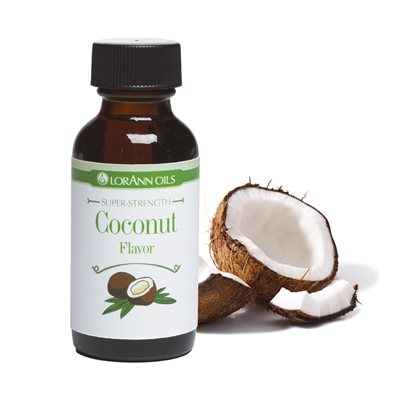 Coconut Flavor 1 oz.