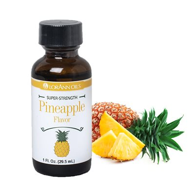 Pineapple Flavor 1 oz.
