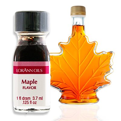 Maple Flavor  1 dram