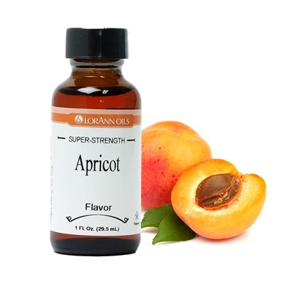 Apricot Flavor  1  oz.