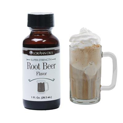 Root Beer Flavor  1  oz.