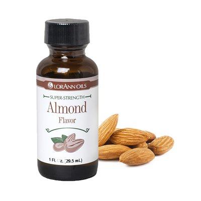 Almond Flavor 1 oz.