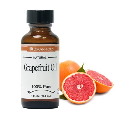 Grapefruit Oil, Natural 1  oz.