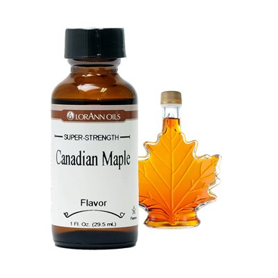 Canadian Maple Flavor  1  oz.
