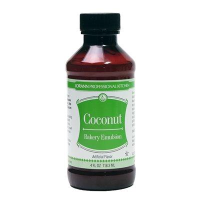 Coconut, Bakery Emulsion 4  oz.