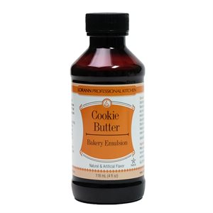 Cookie Butter, Bakery Emulsion