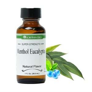 Menthol Eucalyptus Flavor, Natural