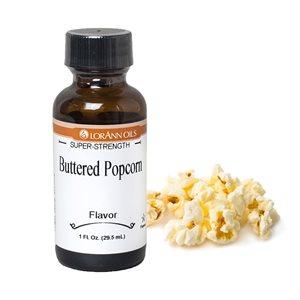 Buttered Popcorn Flavor