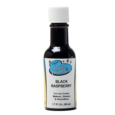 Black Raspberry, Flavor Fountain