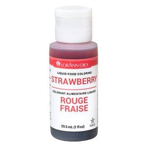 Strawberry Liquid Food Color