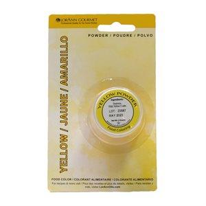 Yellow Powder Food Color