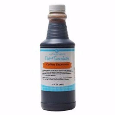 Coffee Espresso, Flavor Fountain