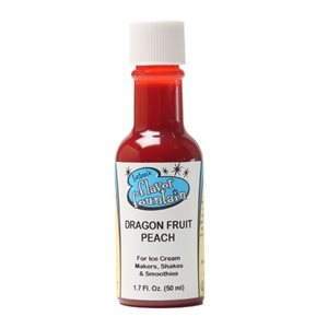 Dragon Fruit Peach, Flavor Fountain