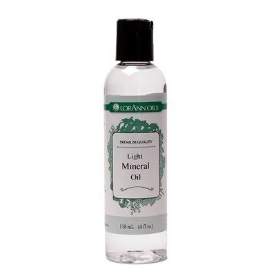 Mineral Oil  4 oz.
