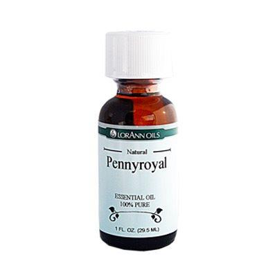 Pennyroyal Oil, Natural 1 oz.
