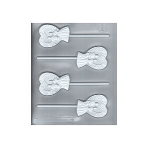 Wedding Lollipop Sheet Mold