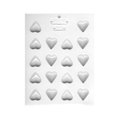 Small Hearts Pieces Sheet Mold