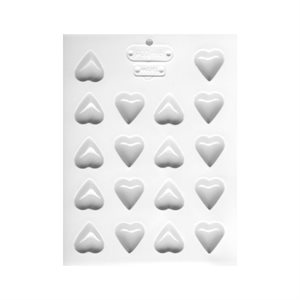Small Hearts Pieces Sheet Mold