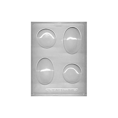 Rounds & Ovals Soap / Bath Fizzie Mold