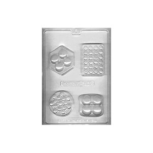 Massage Bars Soap Mold