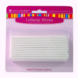 LOLLIPOP STICKS, SMALL