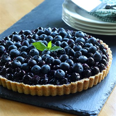 Blueberry Tart