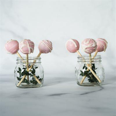 Sparkling Cake Pops