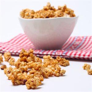 Maple-Praline Caramel Corn