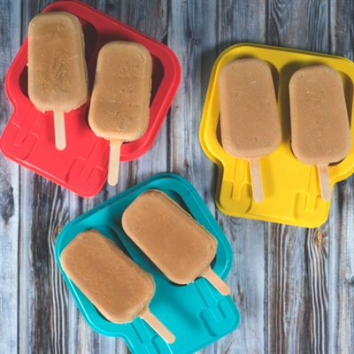 Soda-licious Root Beer Popsicles