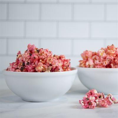 Poppin Pink Watermelon Popcorn